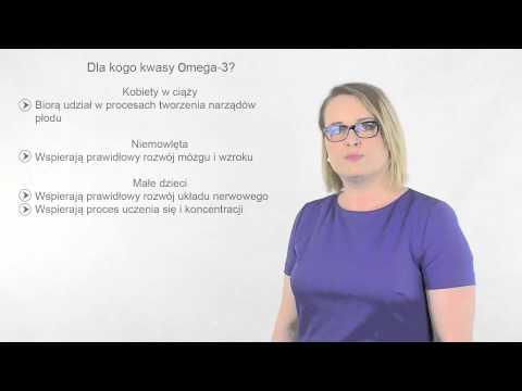Kwasy Omega-3 dla dzieci, niemowląt i kobiet w ciąży - dla kogo?