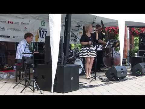 Barbra Lica sings Just One Of Those Things-Markham Jazz Festival