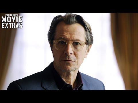 Criminal   Gary Oldman is 'Quaker Wells' Official Interview