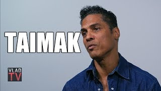 Taimak on Getting Attacked by Dominican Gang, Getting His Face Cut with a Knife (Part 6)
