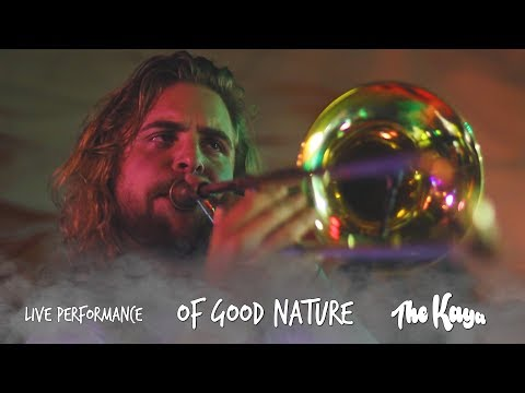 Of Good Nature - We Rise & Now I Know X Live Performance (The Whiskey)
