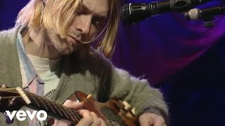 Nirvana - Come As You Are (Live On MTV Unplugged, 1993 / Rehearsal)