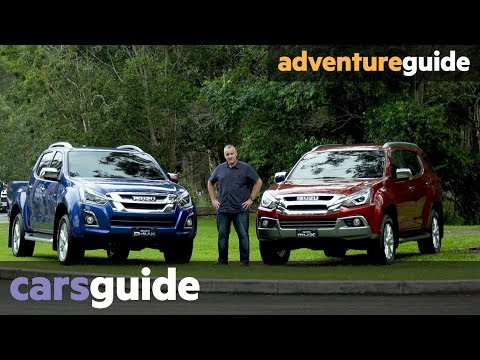 Isuzu D-Max 2018 Detailed