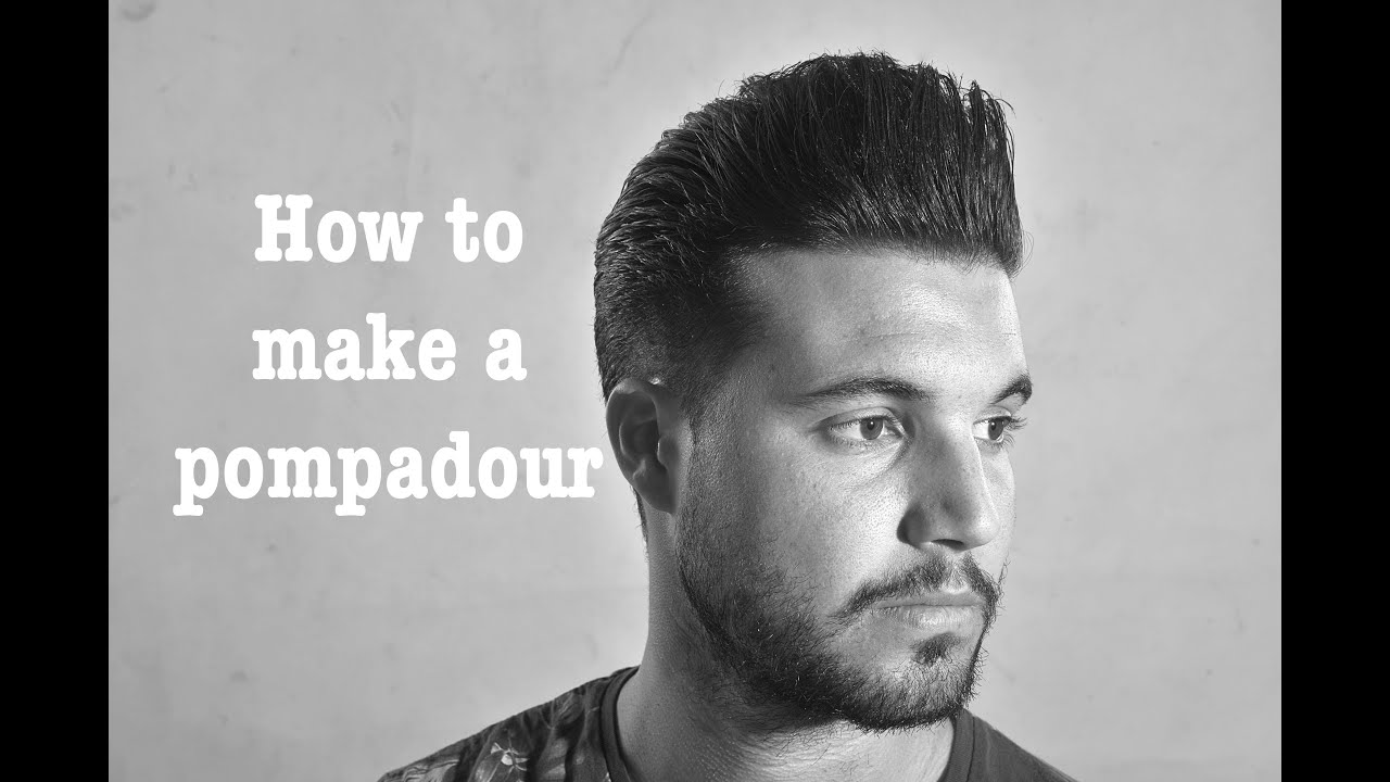 cmo hacer un tupespaol how to make a pompadour