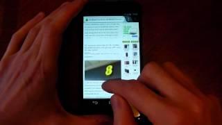 Nexus 4 - FireFox- Pinch to Zoom - No delay! - HD