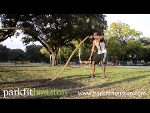 Outdoor Park Training - Houston, TX - Houston Park Fitness Training