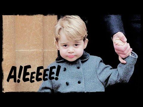 Kate Middleton : Son étrange astuce pour calmer les crises du prince George