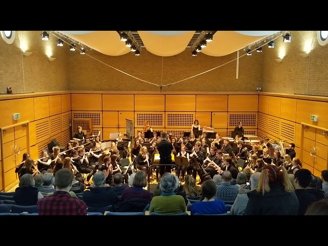 Blowsoc Concert Band: Star Trek