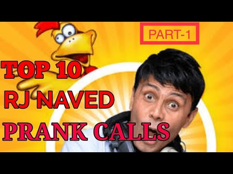 TOP 10 RJ Naved's  Radio Mirchi Murga-YouTube||10 Ka DUM