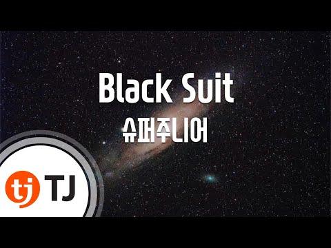 [TJ노래방] Black Suit - 슈퍼주니어 / TJ Karaoke