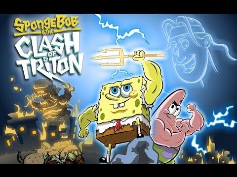 Spongebob Squarepants - Cartoon Movie Games - New Episodes Spongebob Squarepants