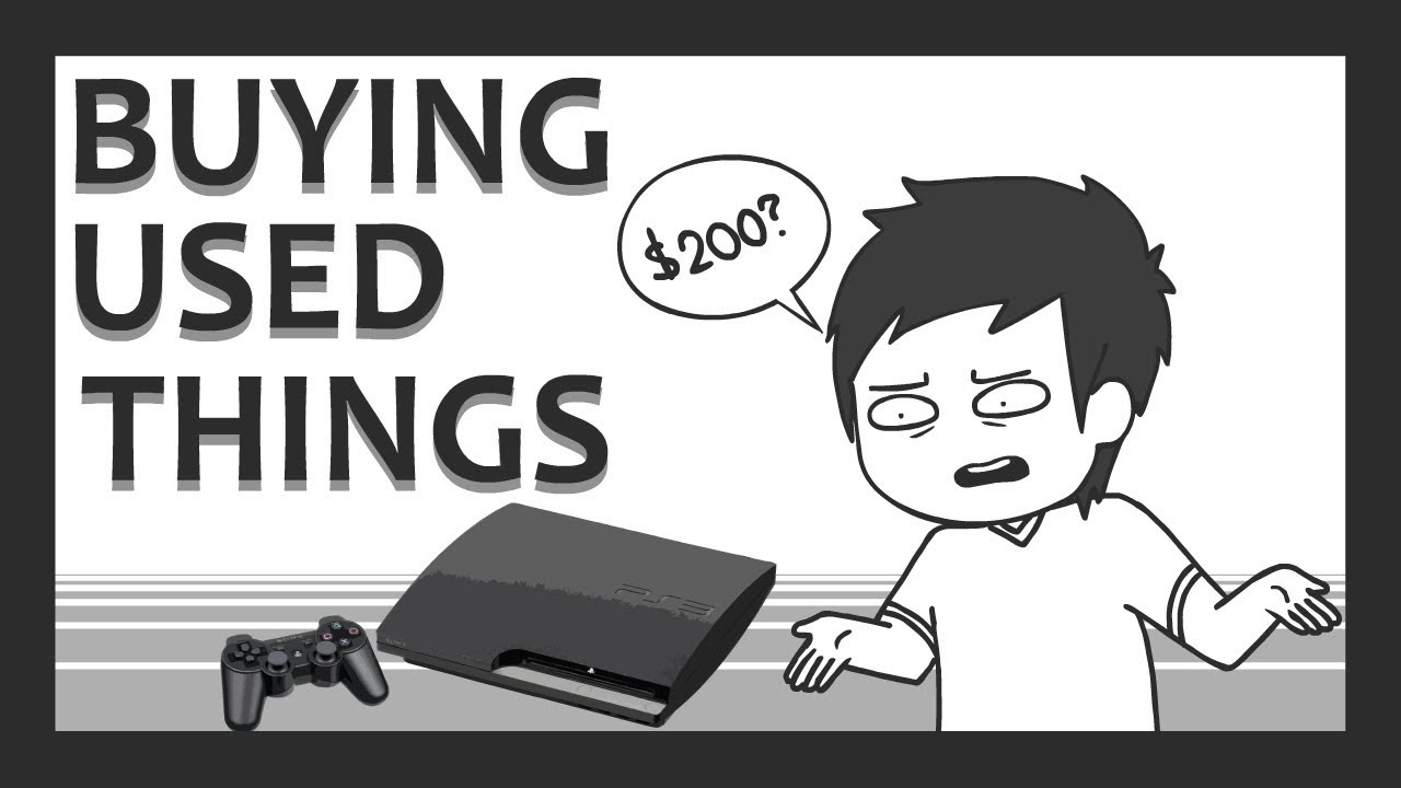 Buying Used Things