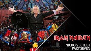 Iron Maiden - Nicko's Setlist, The Final Part