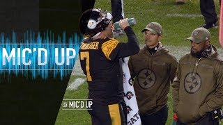 Big Ben & Mike Tomlin Mic'd Up vs. Panthers