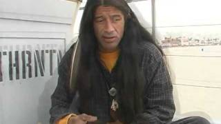 Homeless Alcoholic - Wolf: Homeless in Native America, Documentary - Ep 7
