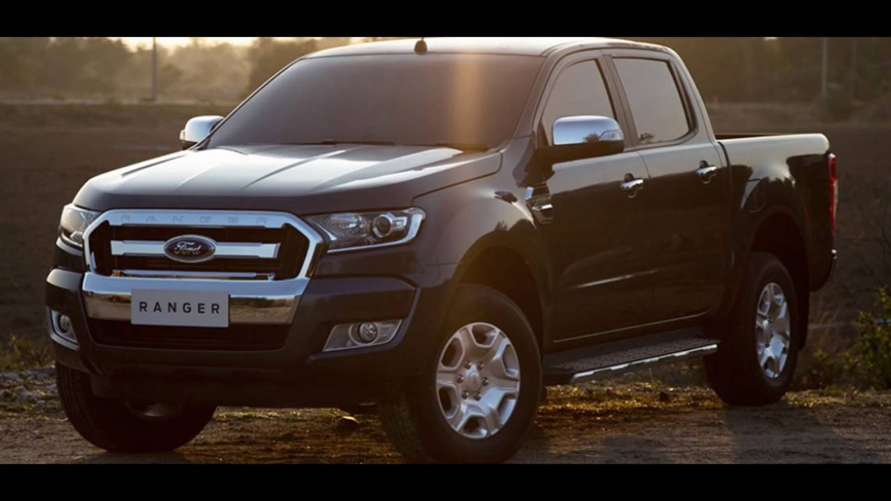 2016 ford new ranger panther black youtube. Black Bedroom Furniture Sets. Home Design Ideas