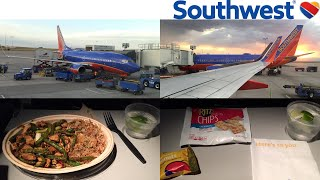 Southwest Airlines ECONOMY Class: Denver to Milwaukee