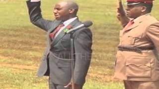 Churchill, Teacher Wanjiku and Nyambane Perform at Kasarani, Kenya@50