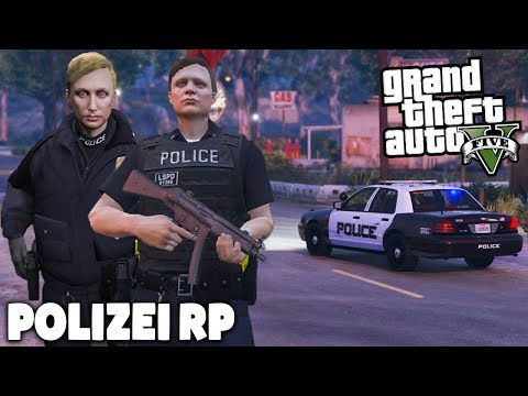 POLIZEI auf STREIFE! #2 - GTA Roleplay - GTA 5 RP Deutsch | Real Life Mod Server - PhoenixRP thumbnail
