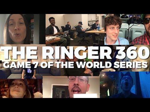 Game 7 of the World Series | Ringer 360 | The Ringer