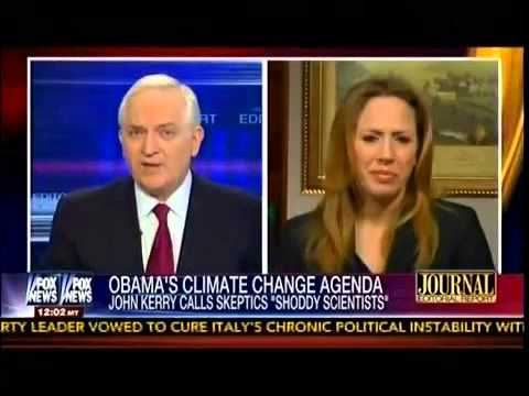 Obama's Climate Change Agenda   John Kerry Calls Skeptics  Shoddy Scientists    Journal Editorial
