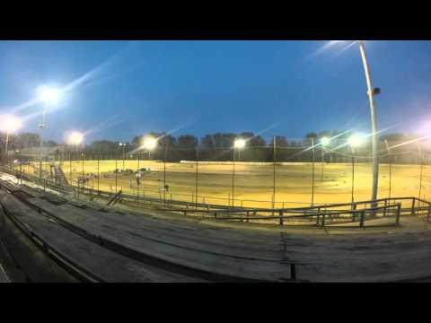 Moler Raceway Park 4-23-16 Karts Time Lapse
