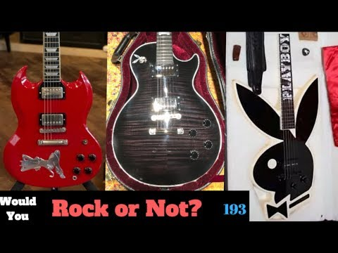 The 6 Playboy-Themed Gibson Guitars | Would You Rock Or Not? Ep 193