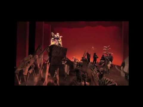 El Rey León, el musical.