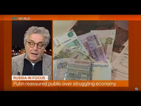 Money Talks: Putin's economic plans for 2017