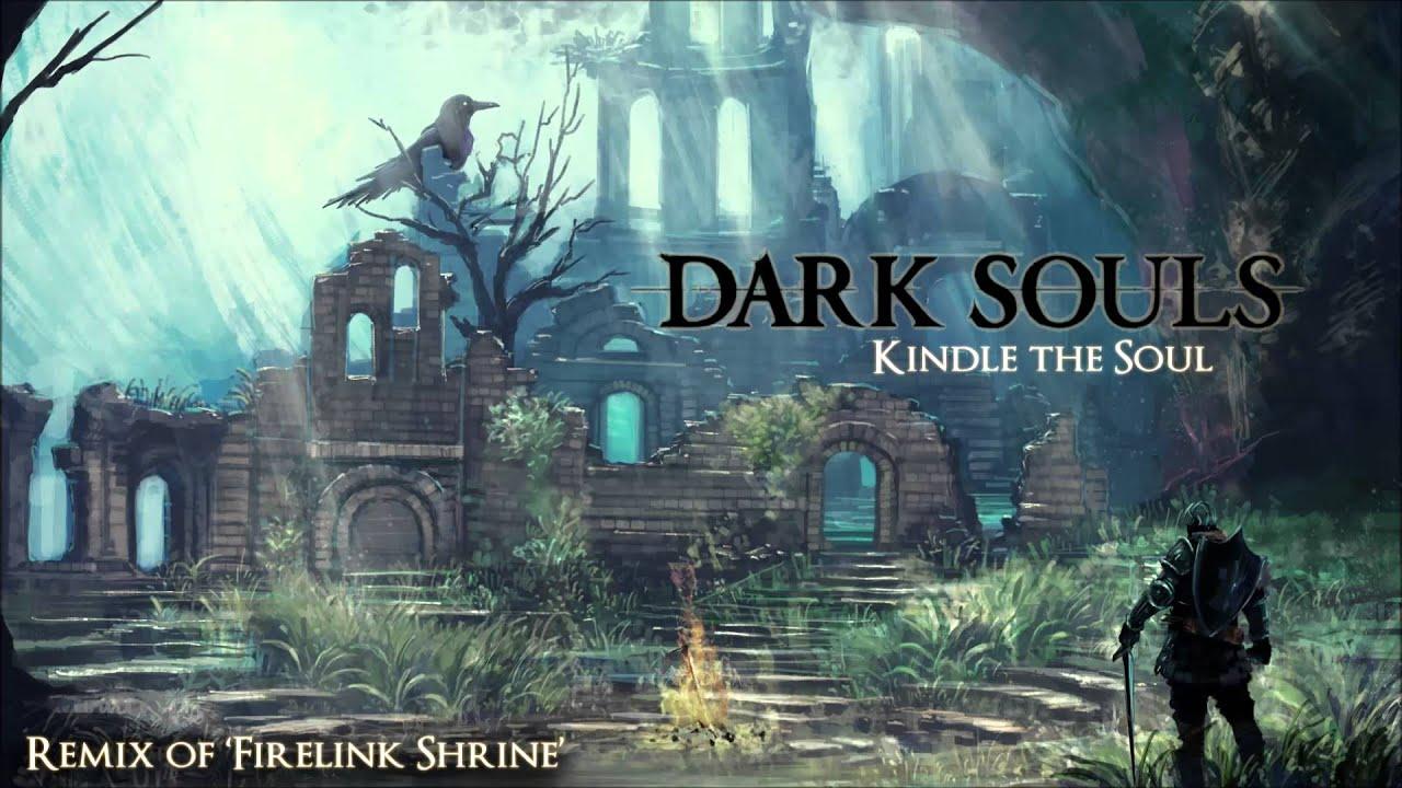 Dark Souls Animated Wallpaper Dark Souls Firelink Shrine Remix Kindle The Soul Youtube