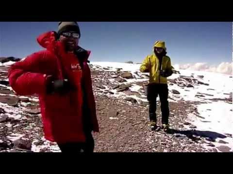 Aconcagua with Exodus Travels