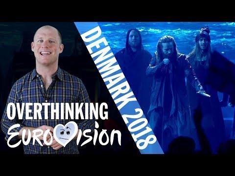 Eurovision 2018 Review: Denmark, Higher Ground, Rasmussen