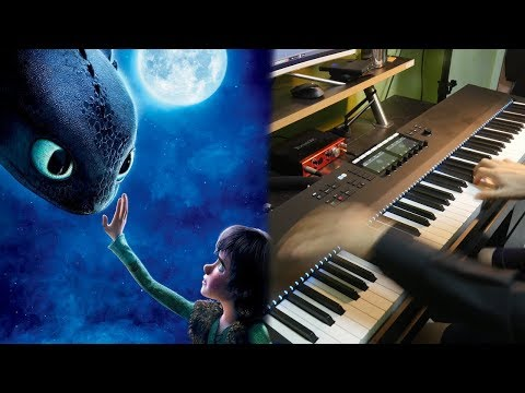 An Emotional Tribute : How to Train Your Dragon - Piano Medley