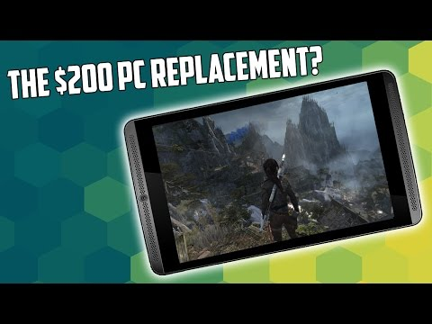 Can This $200 Nvidia Tablet Replace Your Gaming PC?