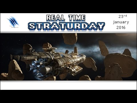 [14] Real-Time Straturday - Fractured Space | 23-01-16