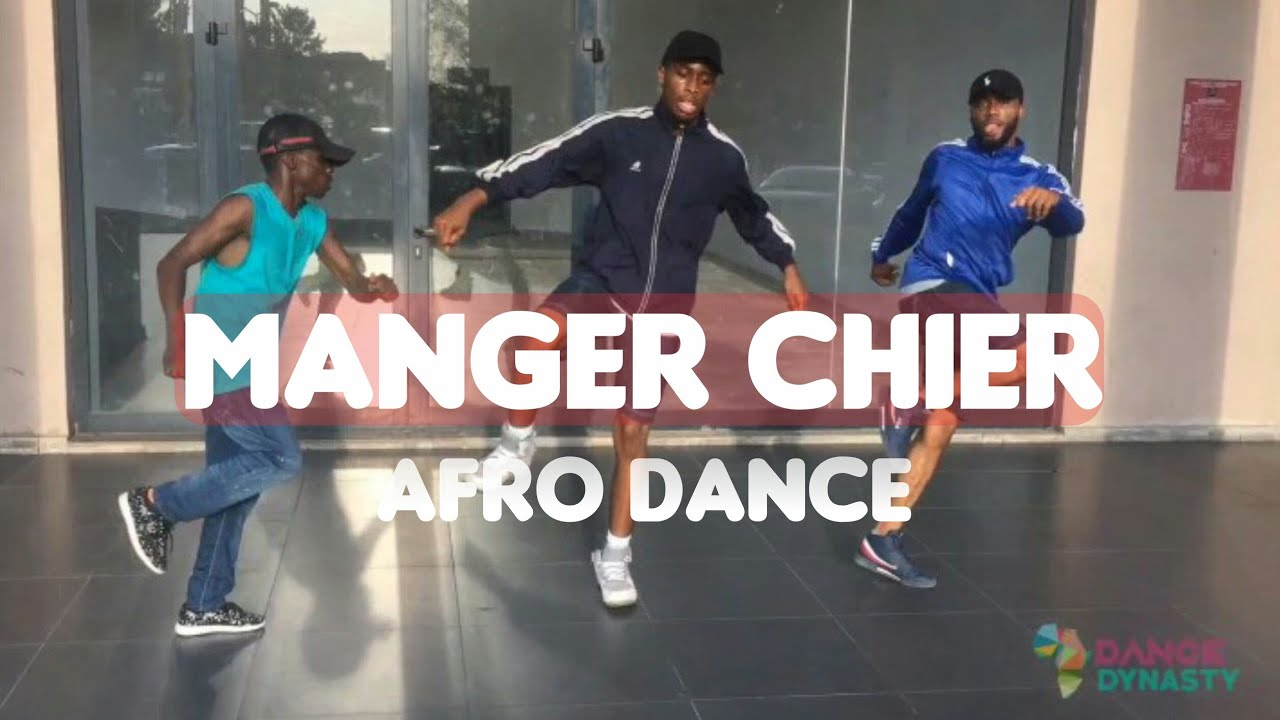 Afro Dance Cypher _ Manger Chier _Safarel Obiang