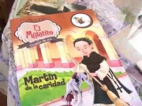 230812 Historieta De San Martin De Porres Para Ninos Wmv Youtube