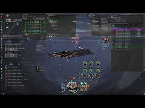 Eve Online] Rogue Drone Carrier Rat Hunting