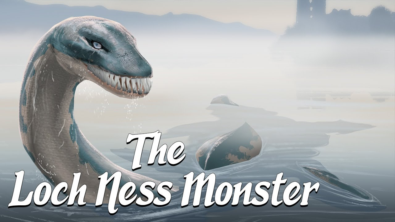 The Loch Ness Monster (Mysterious Legends & Creatures #6)