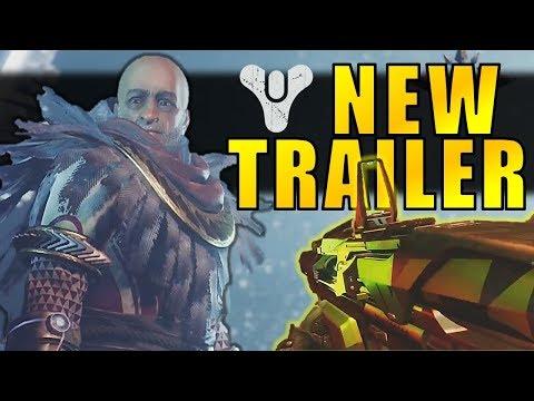 Destiny 2: NEW TRAILER! NEW EXOTICS! | Curse of Osiris DLC
