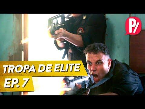 O RESGATE DO SENADOR - TROPA DE ELITE 7