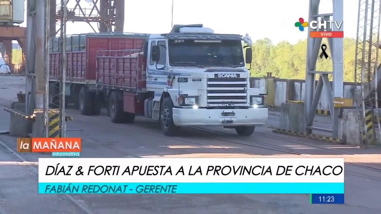 Reinicio de actividades en Puerto Barranqueras