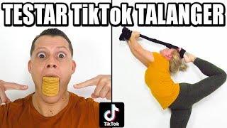 TESTAR TikTok TALANGER
