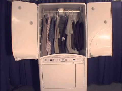 neptune dryer Cabinet Action - YouTube