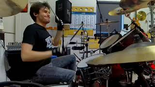 Bon Jovi - Brothers In Arms (Drum Cover)