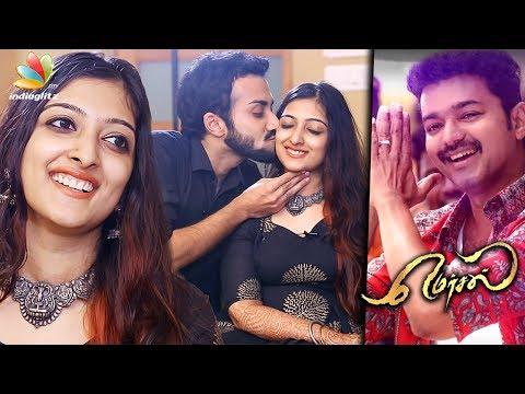 Mersal Song launch was on my Wedding Day! Mersal Arasan Singer Sharanya Srinivas Interview | Vijay