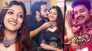 Mersal Song Launch Was On My Wedding Day Arasan Singer Sharanya Srinivas Interview