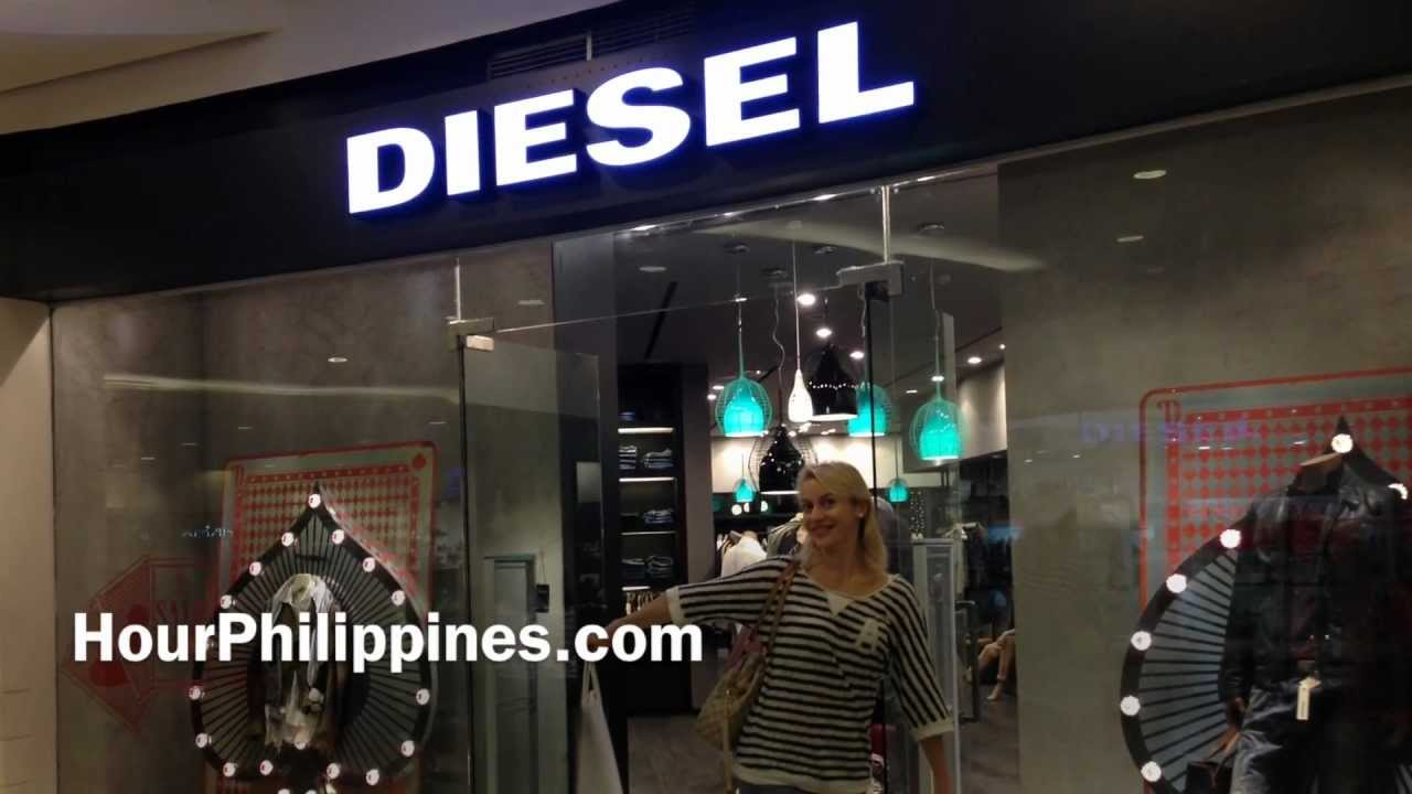 diesel sale greembelt 3 ayala center makati philippines by