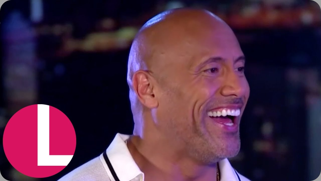 Dwayne Johnson Says Depression Doesn T Discriminate Extended Interview Lorraine