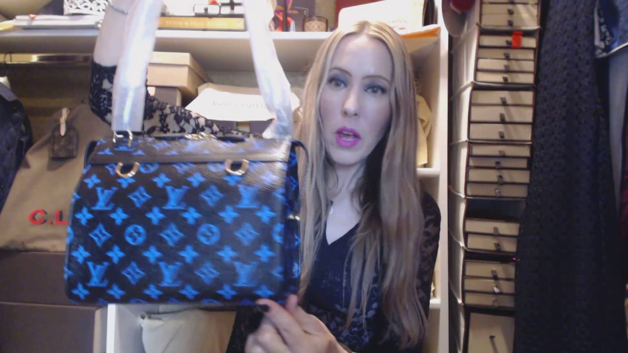 ed7968342939 Louis Vuitton Unboxing - Speedy Amazon PM Runway 2016 - YouTube
